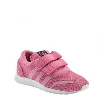 adidas campus bambina rosa
