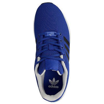 zx flux bambino blu adidas