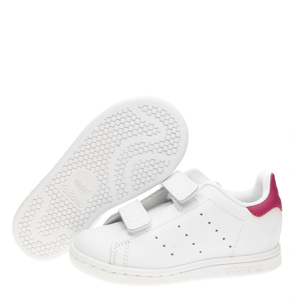 newest e20eb 47df1 Sneakers Adidas Stan Smith Bianche Bambina