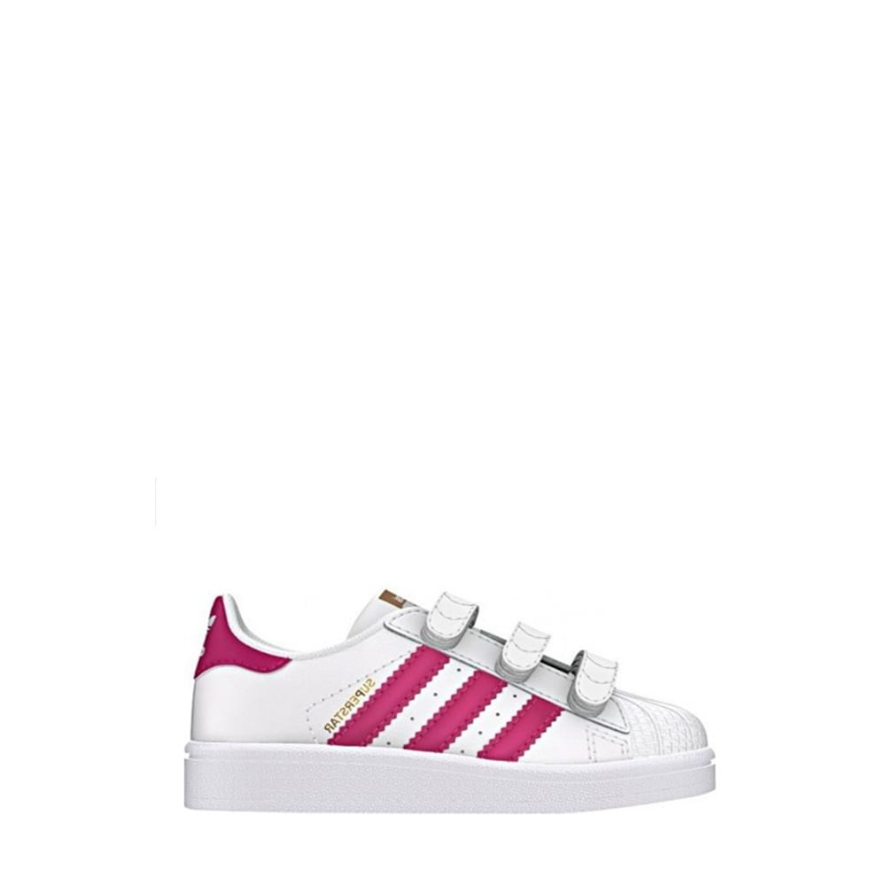 86fc1165d9fec6 Sneakers Adidas Superstar Foundation CF I Bianche Bambina - Sportenders