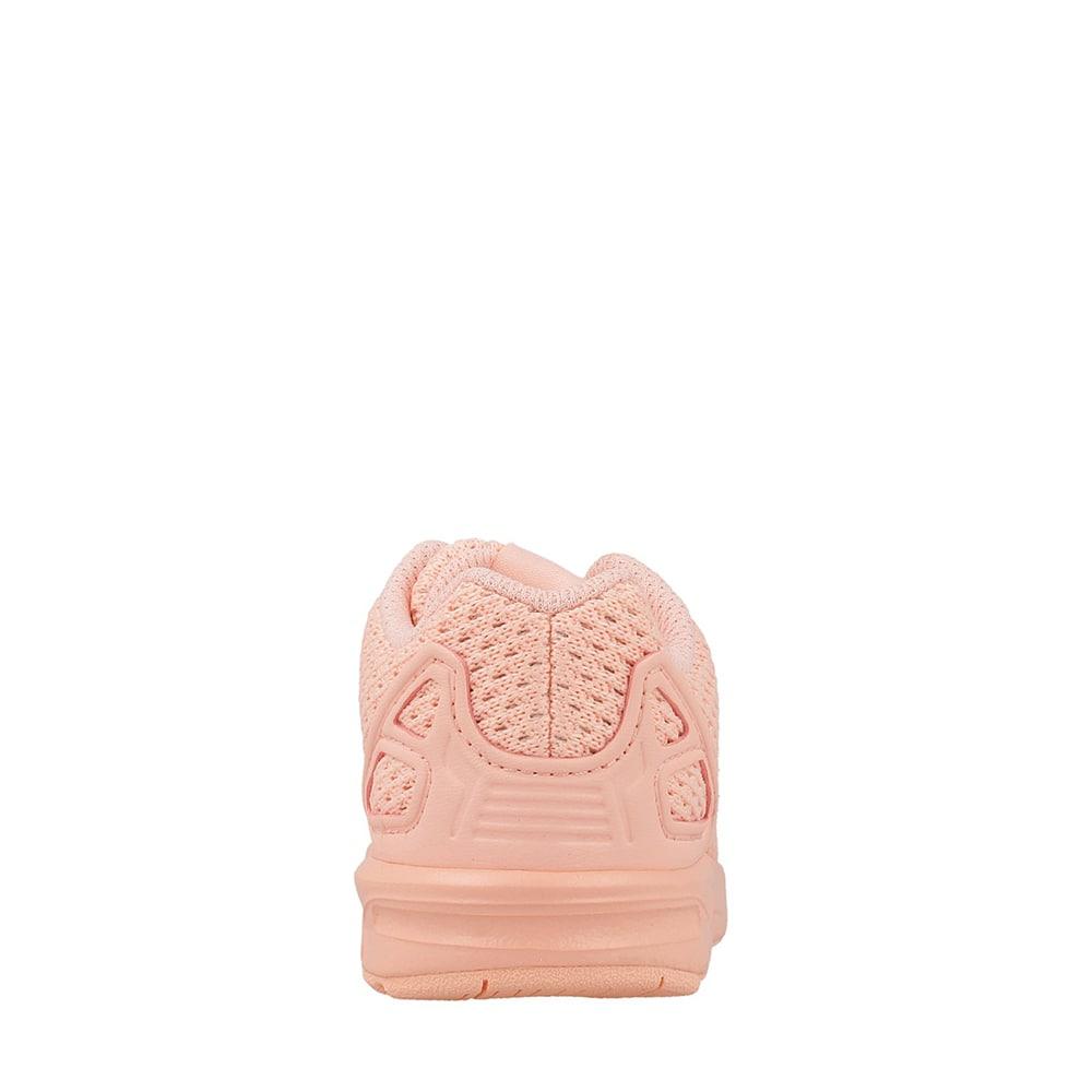 adidas zx flux rosa e bianche