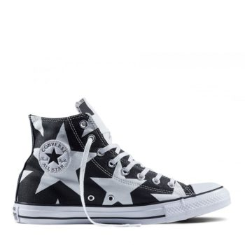 converse all star nere donna