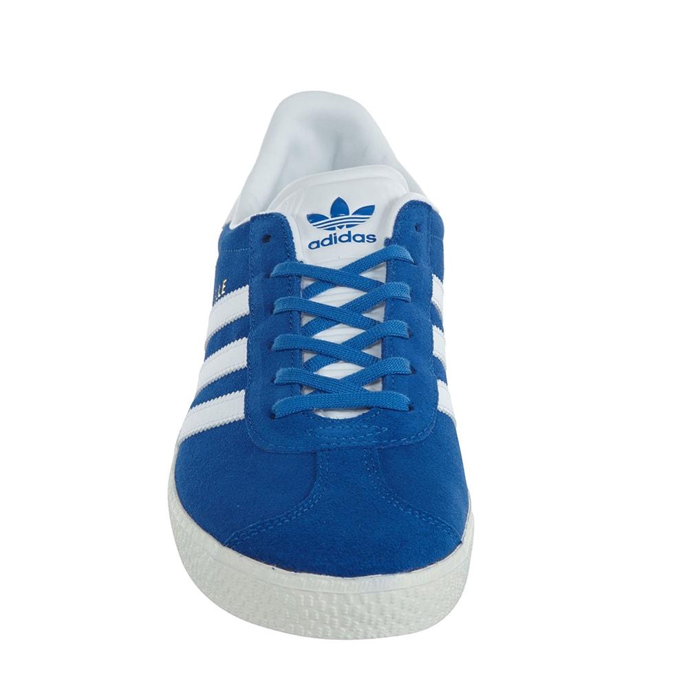 adidas gazelle blu bambino