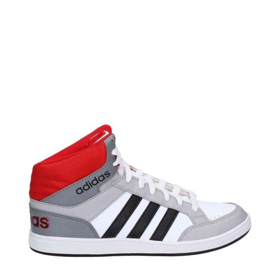 vendita calda vendita all'ingrosso autentico Sneakers Adidas Hoops Mid Bambino Grigie