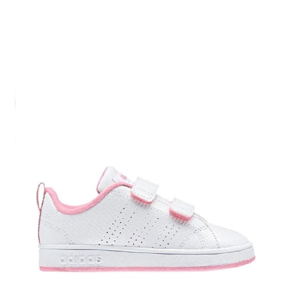 outlet store 63779 098a8 Sneakers Adidas Vs adv Bianche Bambina