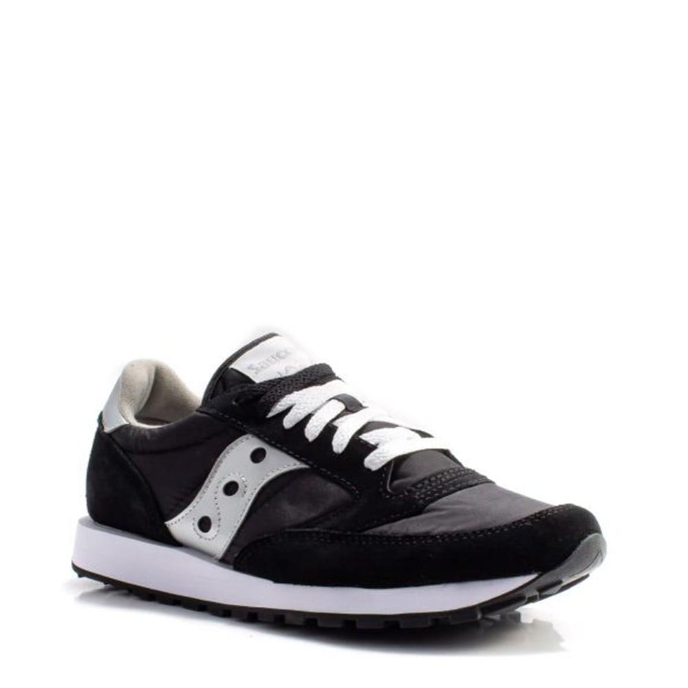 new concept 778e0 5489c Sneakers Saucony Jazz Original Nere Uomo