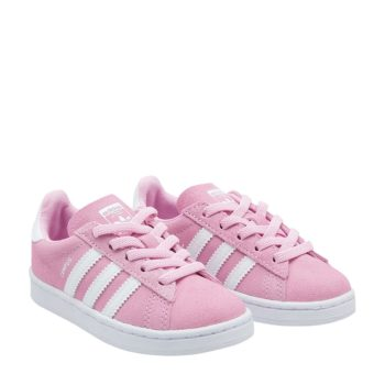 detailed look 23cb6 a0f02 Sneakers Adidas Campus El Rosa Bambina