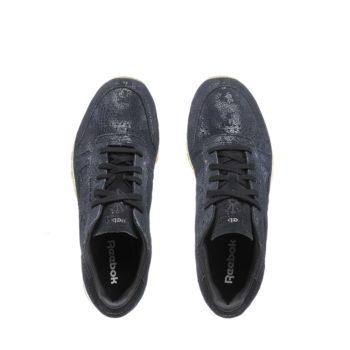 Reebok Cl Leather Clean Blu Donna