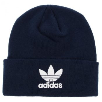 Berretto Adidas Logo Woolie Blu Bambino Sportenders