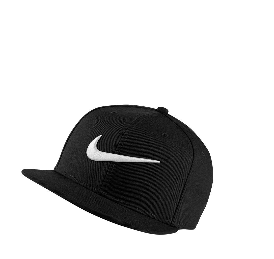 scarpe da ginnastica prezzo incredibile data di rilascio Cappello Nike Swoosh Pro Nero