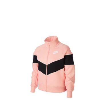 Nike Giacca con zip - Ragazza