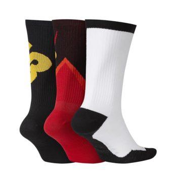 Nike SB Everyday Max Lightweight Skate Crew Socks ( 3 Paia )