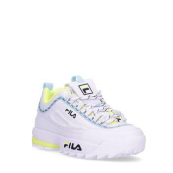 Sneakers Nike Fila Disruptor Logo Bianche (Jr)