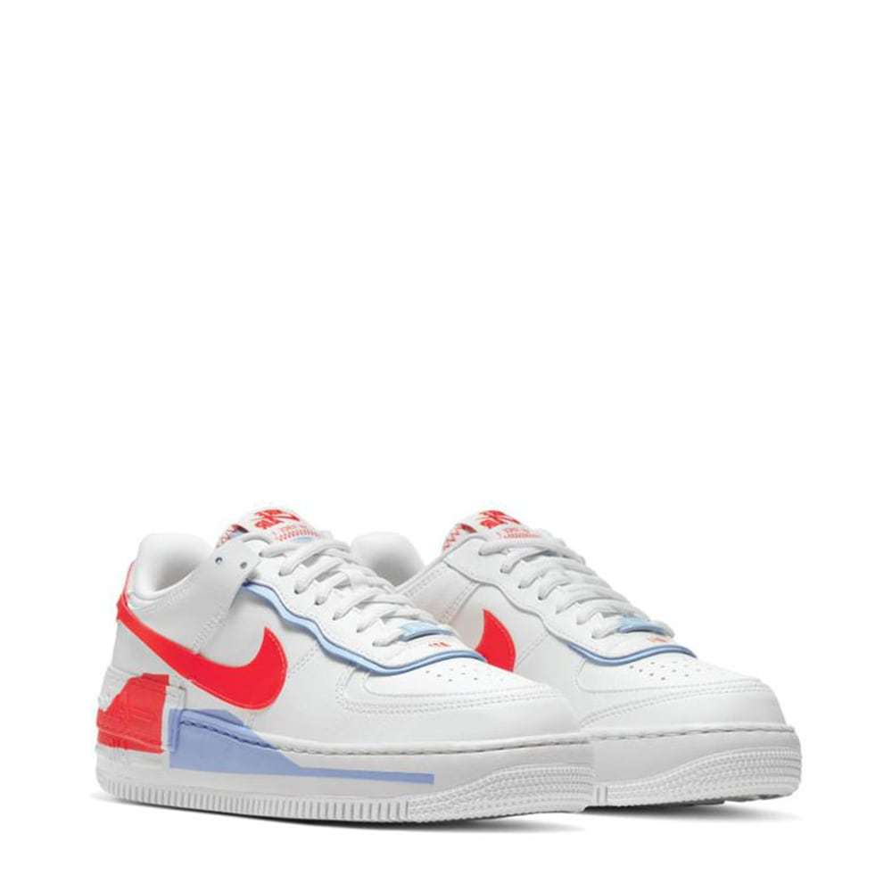 air force 1 shadow bianche