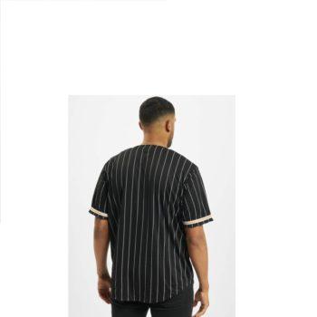Karl Kani College Pinstripe Baseball shirt