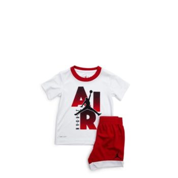 Nike Jordan t-shirt & short Set-857549-r78