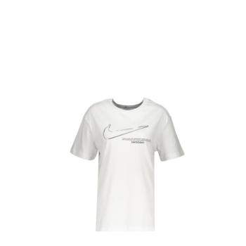 Nike T-shirt swoosh-donna-db9811-100