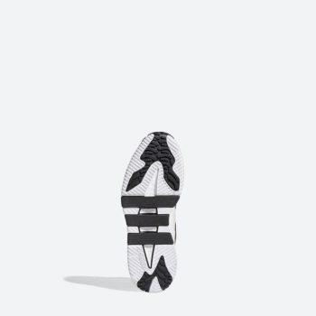 Adidas Niteball- Sneakers Nero e Bianco
