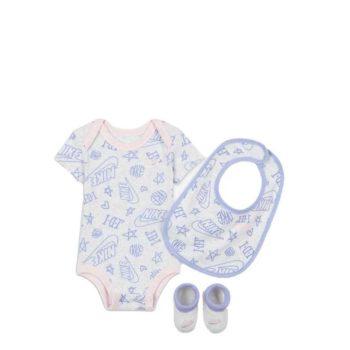 Nike Confezione regalo in 3 pezzi- neonata