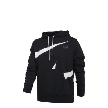 Nike Swoosh Felpa pullover con cappuccio Uomo nero