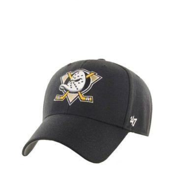 '47 NHL Anaheim Ducks Cappello con visiera Uomo Nero